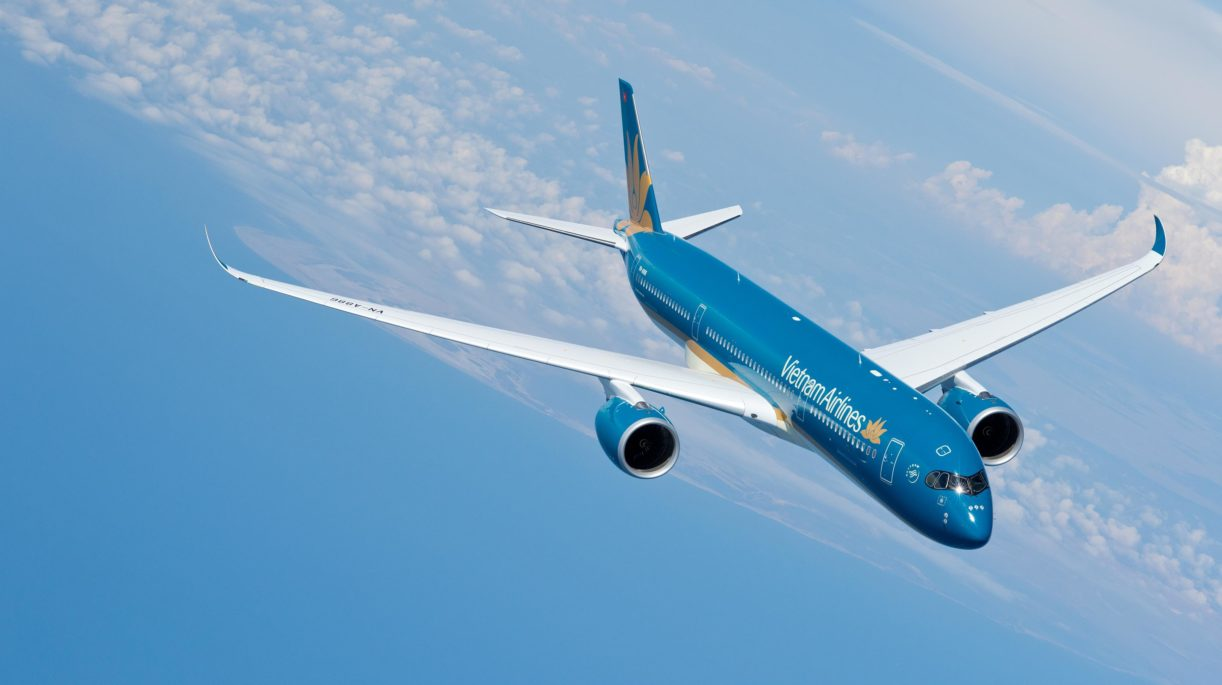 Vietnam Airlines Duoc Mang