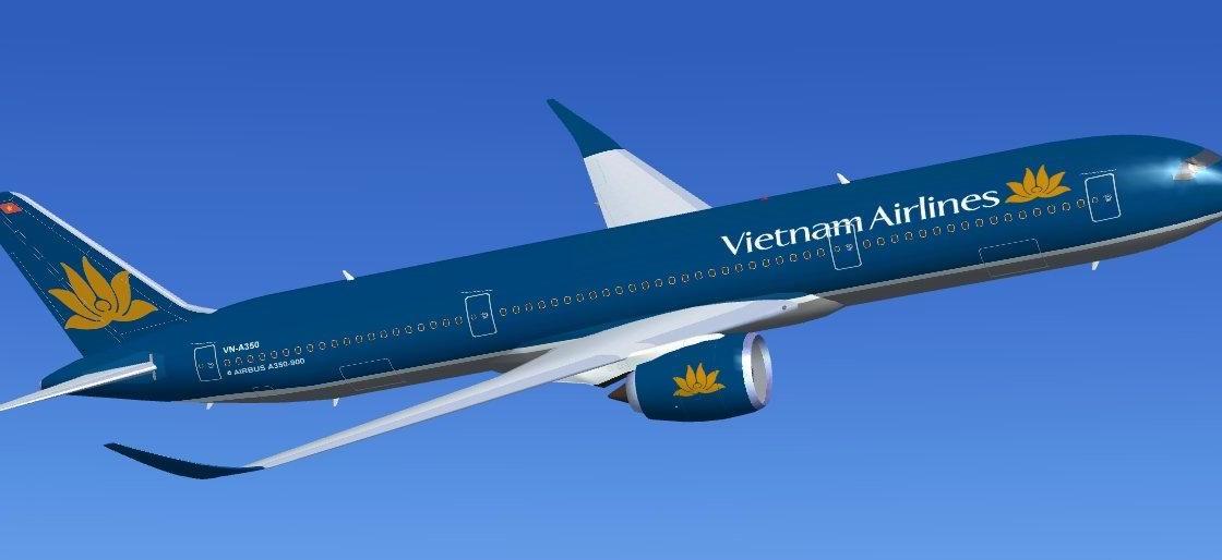 vé giá rẻ Vietnam Airlines