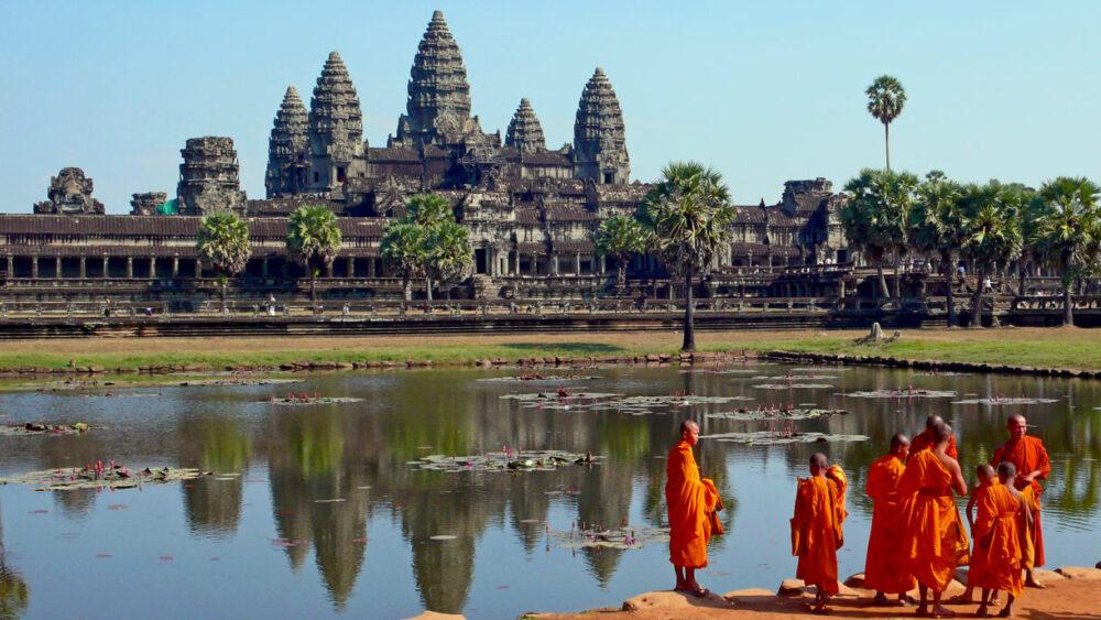 Du lịch Campuchia với vé máy bay giá rẻ bất ngờ