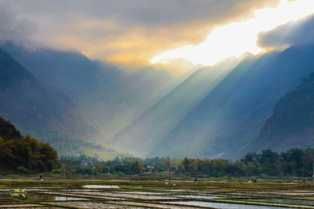 Những chia sẻ bổ ích cho bạn khi đến với vùng đất Mai Châu xinh đẹp