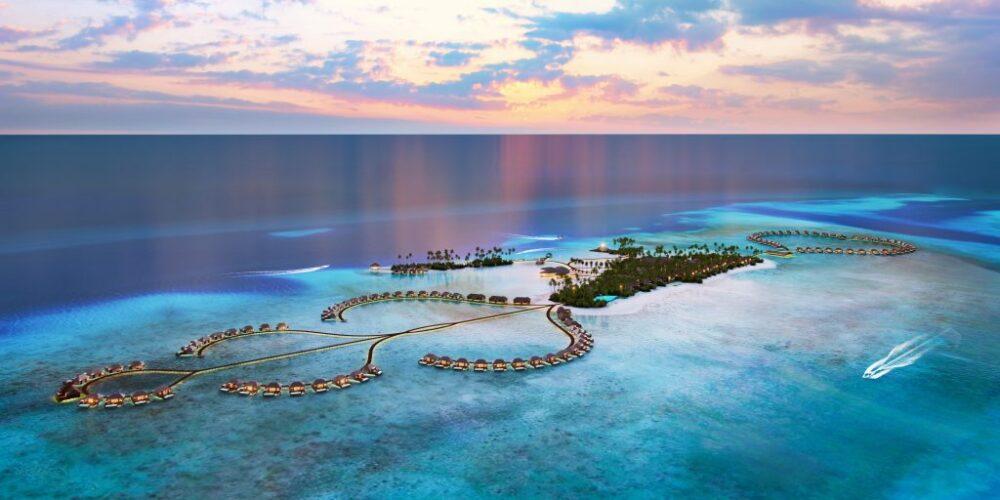 bien sao vung nuoc huyen dieu o dao vaadhoo maldives 1